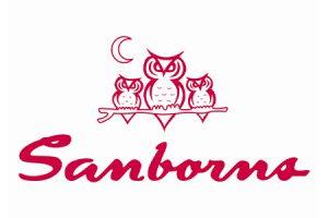 Sanborns banner